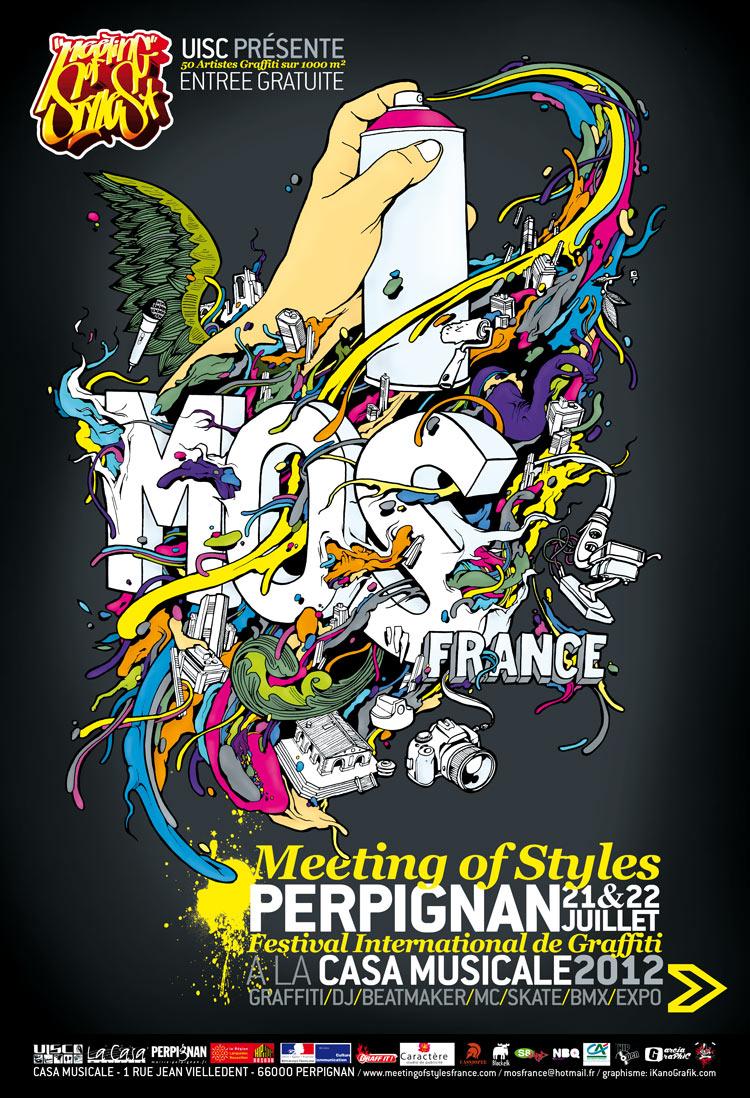 skule odv ia graff street art tag perpignan meeting of style styles