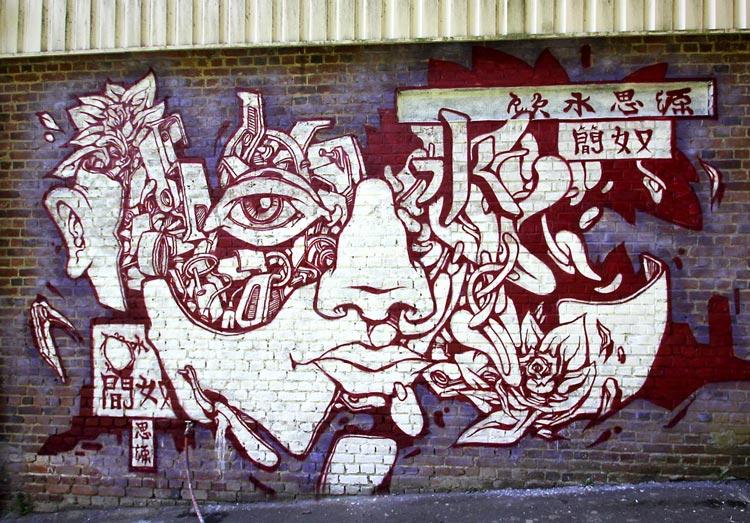 kanos street art